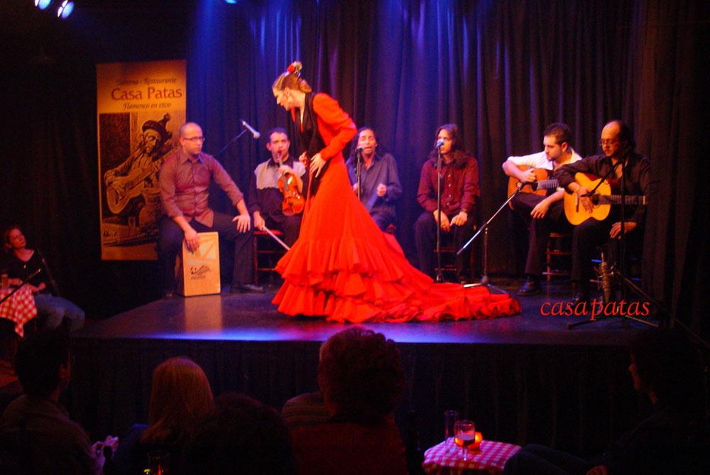 Casa patas promoci n jondoweb el flamenco mas cabal web de cante guitarra y baile - Casa patas flamenco ...